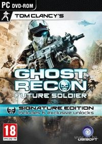 Tom Clancy`s Ghost Recon: Future Soldier. Signature Edition