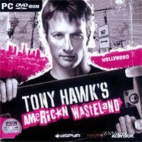Tony Hawk`s American Wasteland