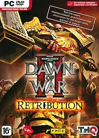 Warhammer 40000: Dawn of War 2 — Retribution. Космодесант